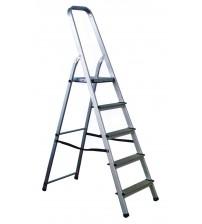 3級至8級鋁合金A字扶手梯(連頂級)