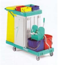 TC00360S 環保型清潔車連儲物箱