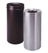 AE-330 不銹鋼圓形斜口式垃圾桶