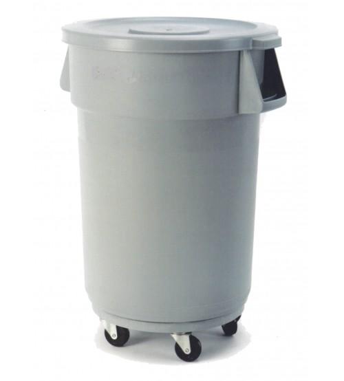 TP-167 167公升活動圓形貯物桶連蓋