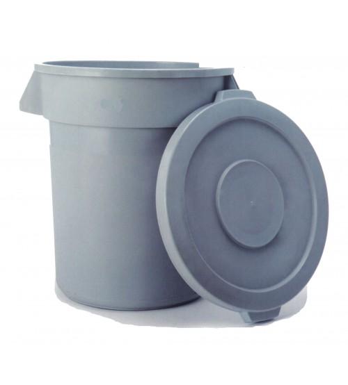 TP-120 120公升活動圓形貯物桶連蓋