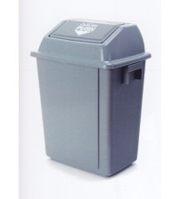 AL-42 42公升公升推門式方形垃圾箱
