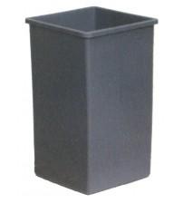 AG-250 25加侖方型垃圾箱及活門式頂蓋