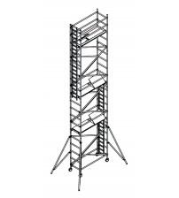 單寬鋁架組合(窄架)