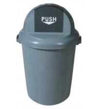 GL-60 60公升圓型活門式垃圾箱