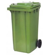 240 公升垃圾收集箱連轆