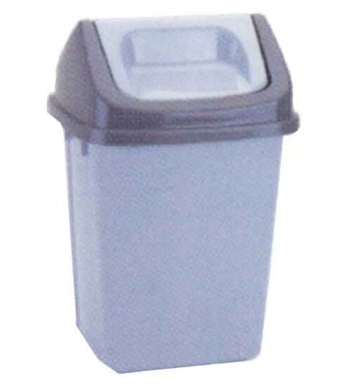 CB-10 10公升長方型搖蓋式垃圾箱