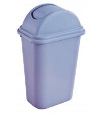 AL-25 25公升方型搖蓋式垃圾箱