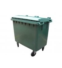 660 公升大型垃圾收集箱