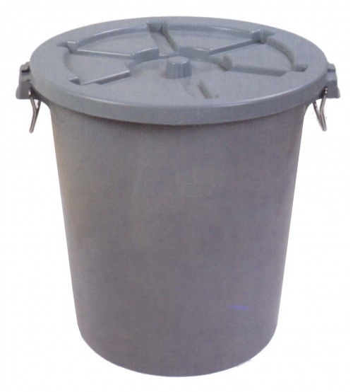 AR-110 110公升圓形膠桶連蓋